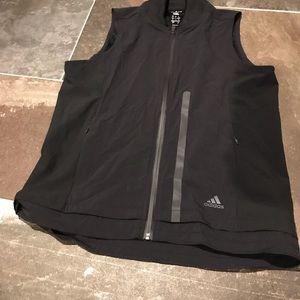Centrar Agnes Gray ángel  adidas Jackets & Coats | Adidas Running Vest | Poshmark